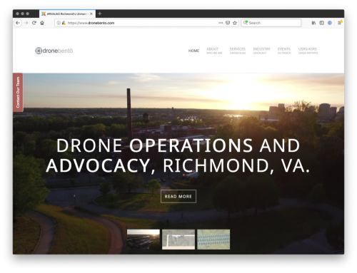 Richmond's Unmanned Aerial Systems